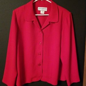Jessica Howard woman dress jacket